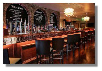 Scottish Restaurant On Hudson River New York