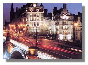 North Bridge Brasserie, Scotsman Hotel