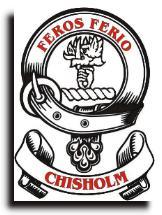 Chisholm Clan Badge