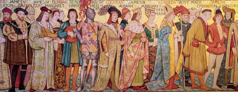 margaret tudor queen of scots