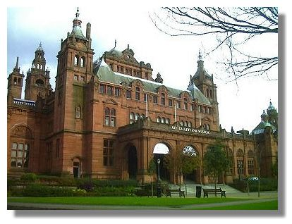 Museum  on Glasgow Photo Library   Kelvingrove Art Gallery And Museum