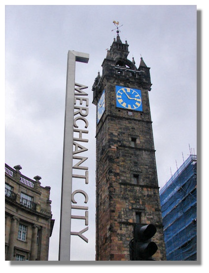 Glasgow Photo Library - Merchant City