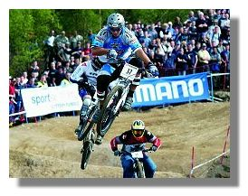 4 Cross Mountain Bike World Cup