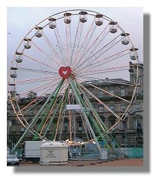 City of Love Ferris Wheel