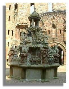King's Fountain, Linlithgow Palace