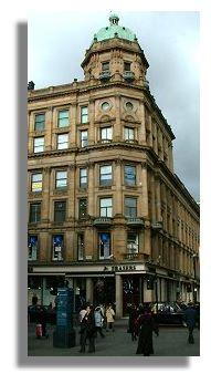 House of Fraser, Glasgow