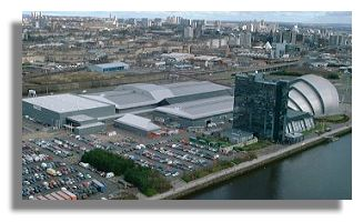 Scottish Exhibition and Conference Centre Glasgow