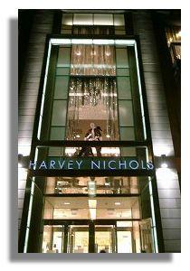 Harvey Nichols Food Market Edinburgh