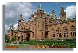Art Gallery and Museum at Kelvingrove