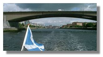 Kingston Bridge, Glasgow