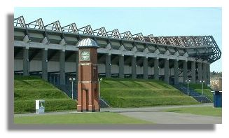 Murrayfield Rugby Stadium