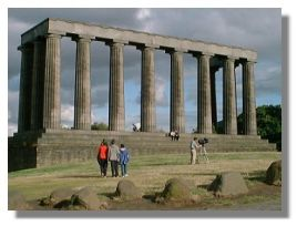 National Monument, Calton Hill