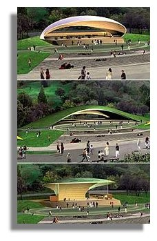 Proposed Ross Bandstand