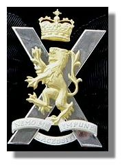 Royal Regiment of Scotland Badge