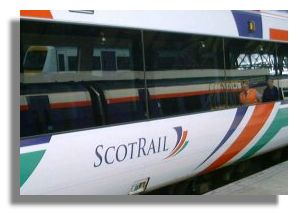 Scotrail Turbo