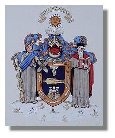 Royal College of Surgeons Crest