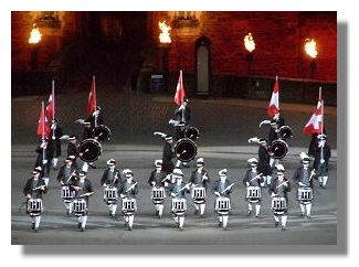 Top Secret Drum Corps from Switzerland