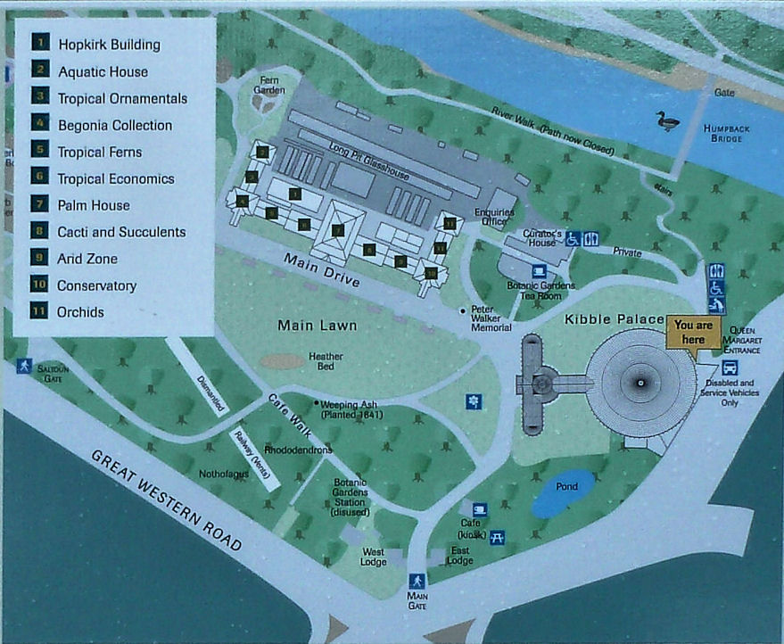 royal botanic gardens sydney map pdf