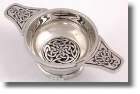 Quaich silver