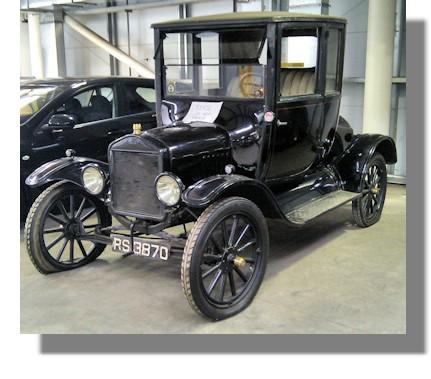 Model T Ford & Memory Lane - First Motor Cars markmcfarlin.com