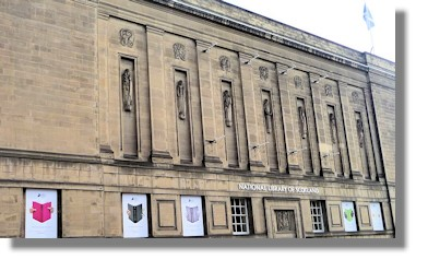 national library of scotland edinburgh