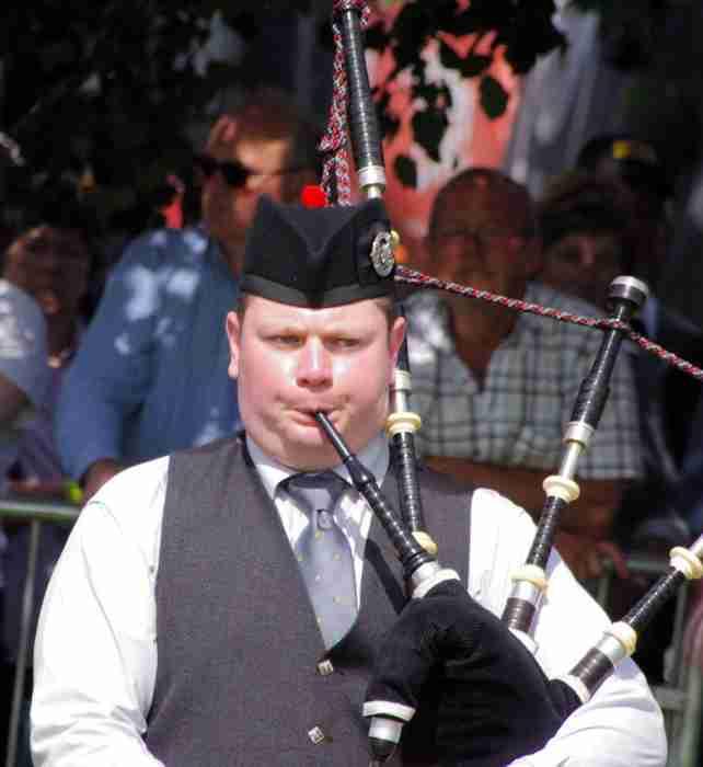 Scottish Bands: World Pipe Band Championships 2012