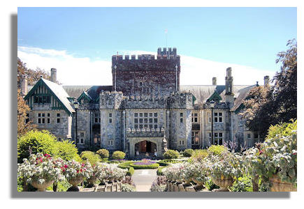 cities around the world, Victoria, the capital city of British Columbia,
