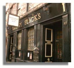 Granny Black's, Candleriggs, Glasgow
