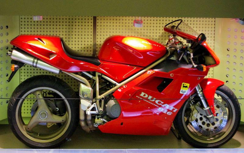 Riverside Ducati