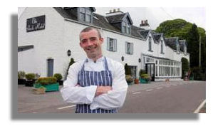 Airds hotel chef