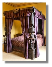 Cool Four Poster Beds With Curtains Images - Best idea home design .