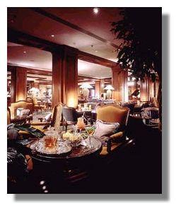 Sheraton Edinburgh Room Service Menu