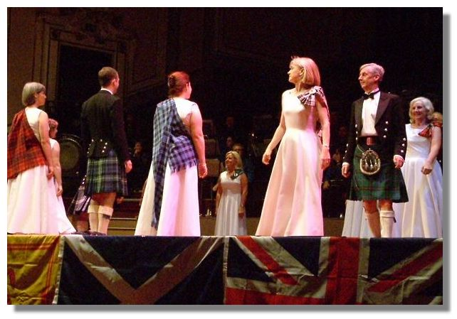 Scottish Tattoo 2003 - Royal Scottish Country Dance Society