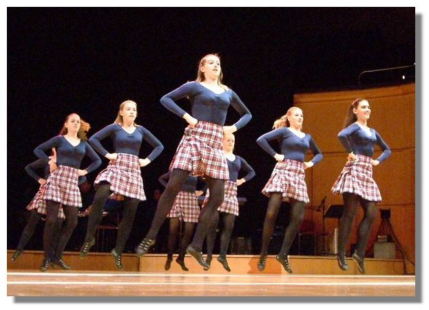 The Edinburgh Tattoo Highland Ceilidh Dancers were formed in 1992 and blend