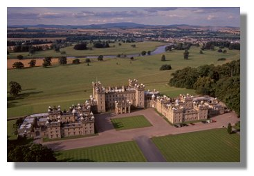 Illustrated Guide To Places To Visit Floors Castle