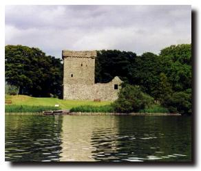 Illustrated Guide To Places To Visit Loch Leven Castle